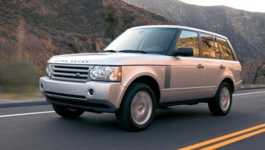 Range Rover James May