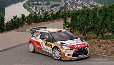 Rally Alemania 2013: Dani Sordo, líder con Latvala fuera