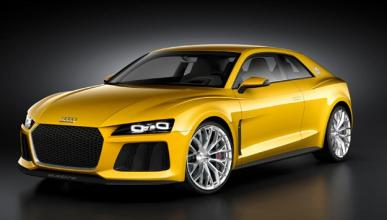 Audi Sport quattro concept - Salón de Frankfurt 2013