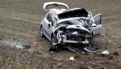 Accidente múltiple: 100 coches implicados y cero fallecidos