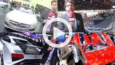 Todos los vídeos de AUTO BILD en el Salón de Frankfurt 2013