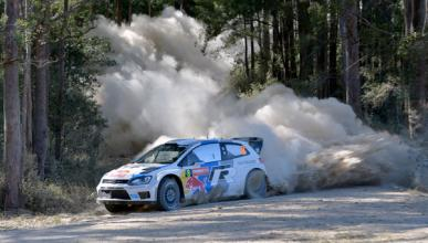 Rally Australia 2013: Ogier se lo toma con calma