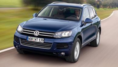 Volkswagen Touareg Pure delantera