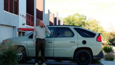 El protagonista de Breaking Bad condujo un Pontiac Aztek las primeras temporadas