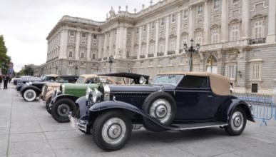VI Concurso Internacional de Elegancia de Madrid