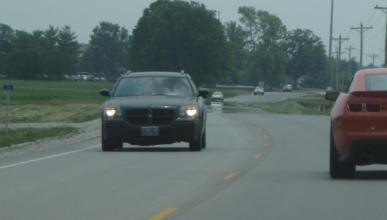 Un conductor dispara a otro en plena autopista de EEUU