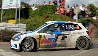 Rally Francia 2013: Ogier remonta y vence a Dani Sordo