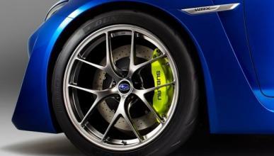 El Subaru WRX 2015 se podría haber visto en la TV japonesa