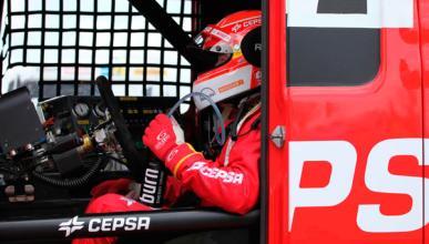 Camiones Le Mans: Antonio Albacete, directo a por el título