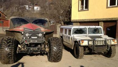 Ghe-O Rescue y hummer h1
