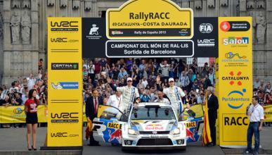 Rally Cataluña 2013: Ogier lidera y Sordo va segundo a 12,6