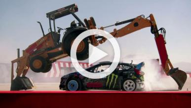 Gymkhana 6 de Ken Block: con guiño a Need For Speed