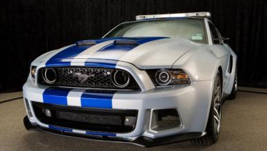"""El Mustang de """"Need for Speed"""""""