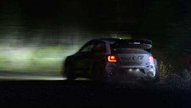 Rally Gales 2013: Ogier lidera y Sordo sale penalizado