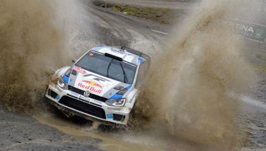Rally Gales 2013: Ogier es más líder