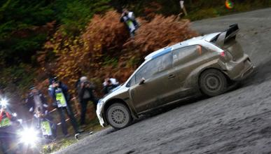 Rally Gales 2013: Ogier consigue sujetar a Latvala
