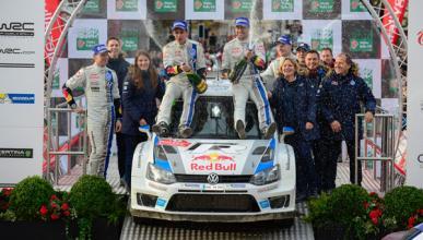 Rally Gales 2013: Ogier cierra con la novena victoria