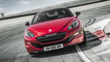 Peugeot RCZ R frontal