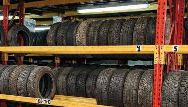 Mejor nuevos: neumáticos segunda mano, ¿son de fiar?