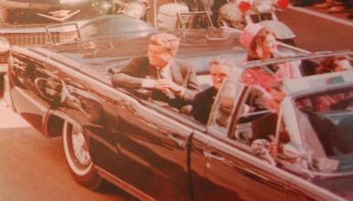 JFK 50: el coche de Kennedy y otros presidentes de EEUU