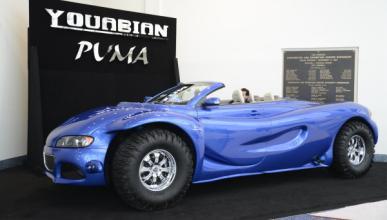 Youbaian Puma: un monstruo de 810.000 euros