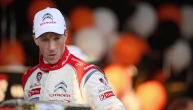 Meeke y Ostberg, pilotos de Citroën para el WRC 2014