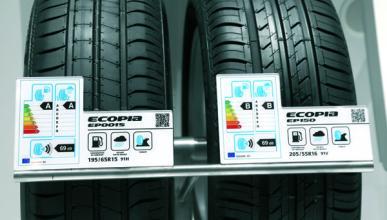 Los conductores conocen mejor el etiquetado de neumáticos