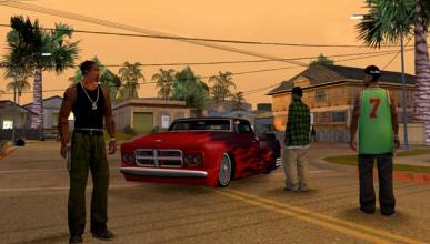 GTA San Andreas, ya disponible para iPhone