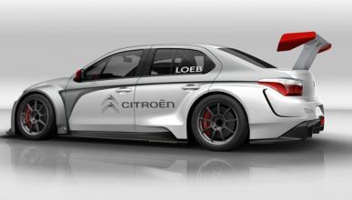 Citroën debutará en el WTCC con Loeb, Muller y 'Pechito'