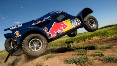 Rally Dakar 2014, Etapa 1: Líder Sousa, lío de Sainz y Roma