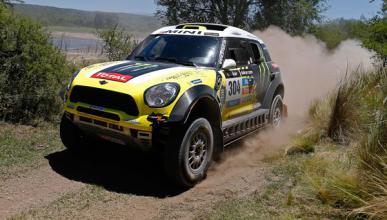 Rally Dakar 2014. Etapa 2: Peterhansel ataca, Sainz segundo