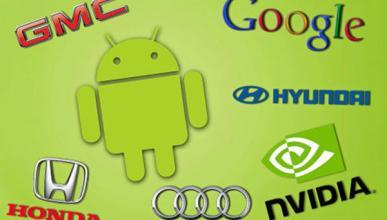 Android prepara su llegada a los coches