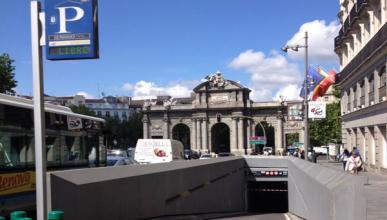 Los aparcamientos de Madrid y Barcelona son aceptables