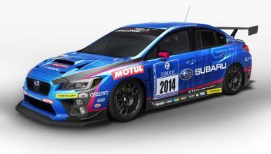 El nuevo Subaru STI estará en las 24 Horas de Nürburgring
