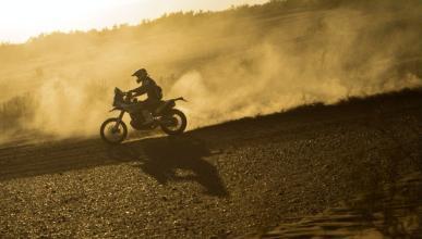 Rally Dakar 2014: Muere el piloto de motos Eric Palante