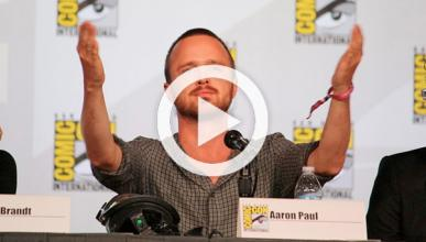 Aaron Paul aprende a driftar para 'Need for Speed'