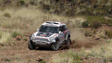 Rally Dakar 2014, Etapa 8: Gana Al-Attiyah, Roma líder