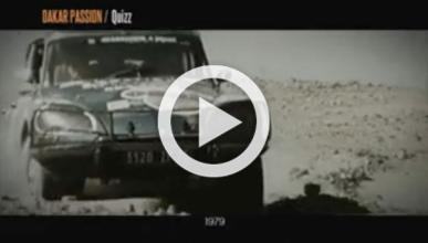 ¿Cuánto sabes del Dakar? Los pilotos responden 7 preguntas