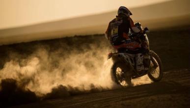 Dakar 2014. Motos: Depres gana la etapa y Coma sigue líder