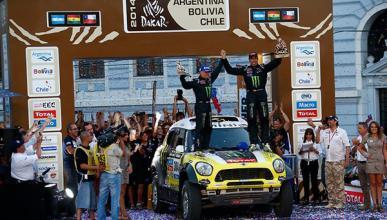 Nani Roma y Marc Coma ganan el Dakar 2014 en coches y motos
