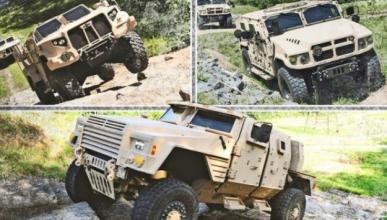 El Pentágono ofrece 13.000 camiones militares