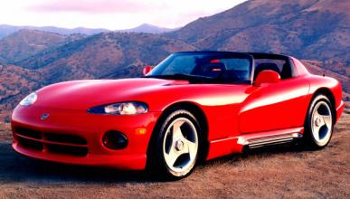 Los diez muscle cars que te puedes comprar