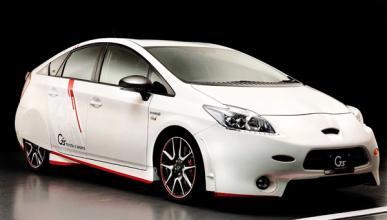 Toyota anuncia el Prius G Sports