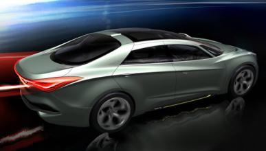 Hyundai presentará en Ginebra el prototipo i-Flow