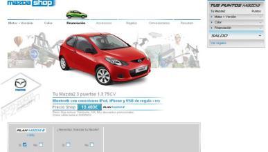 Compra tu coche desde casa con MazdaShop