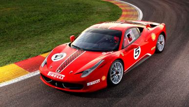Ferrari 458 Challenge: sólo para pilotos