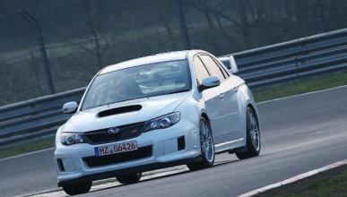 El Subaru WRX STI sedán debuta en Gran Turismo 5