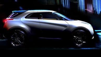 Hyundai desvela su 'anti Juke': el Curb Concept
