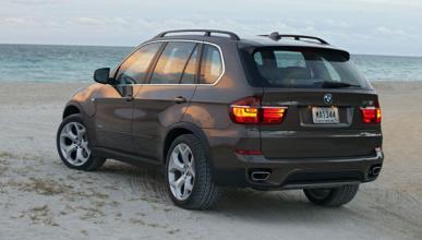Fotos: El BMW X5 rejuvenece su imagen y mecánica