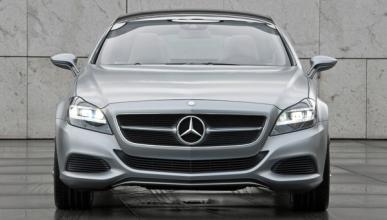Fotos: Mercedes presenta el Shooting Break, un coupé elevad